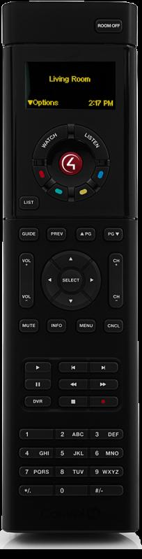 SR-250 Remote control
